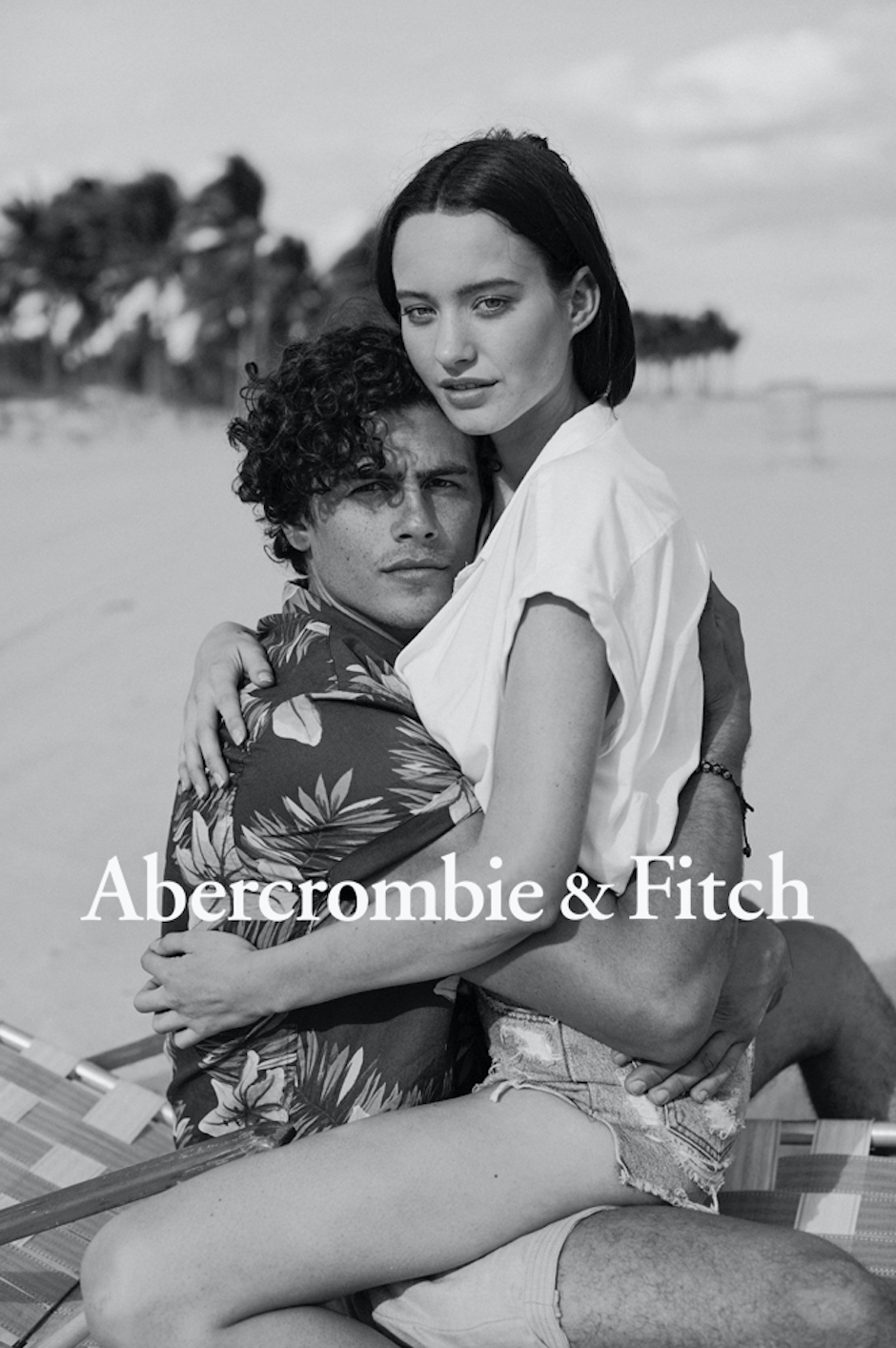 HAIR by Tara Jean for Abercrombie & Fitch