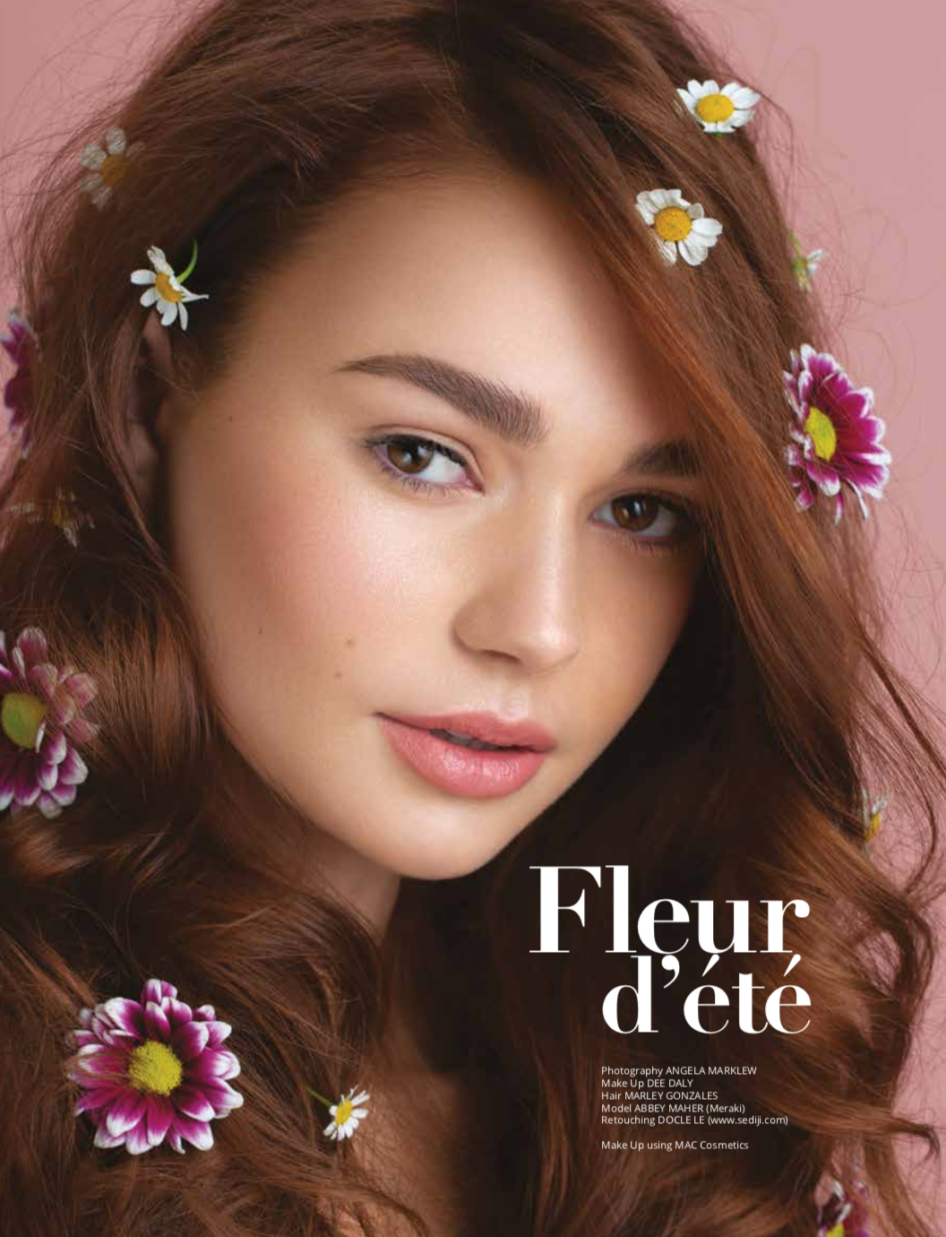 HAIR by Marley Gonzales for Reve Beauty Magazine