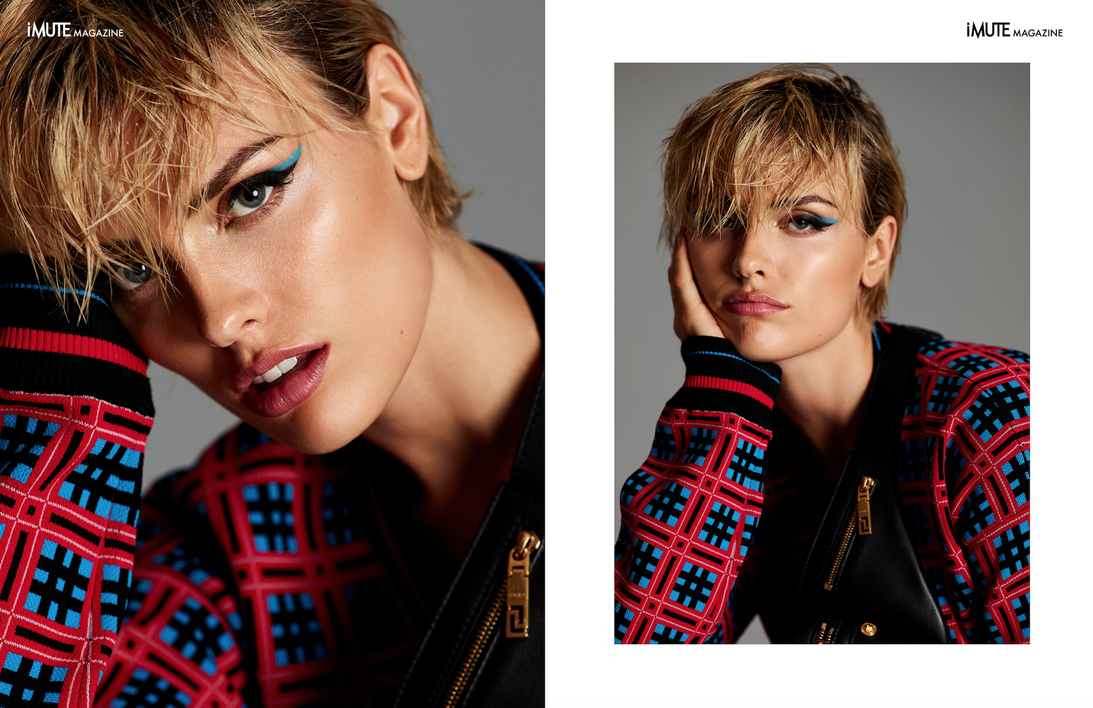 MAKEUP by Fern Madden for IMute Magazine