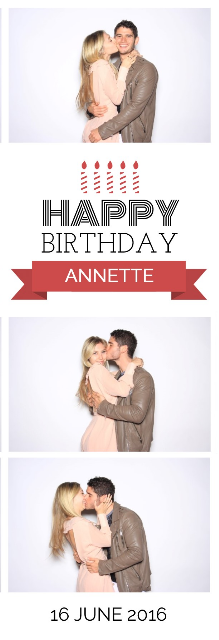 Annette's BDay