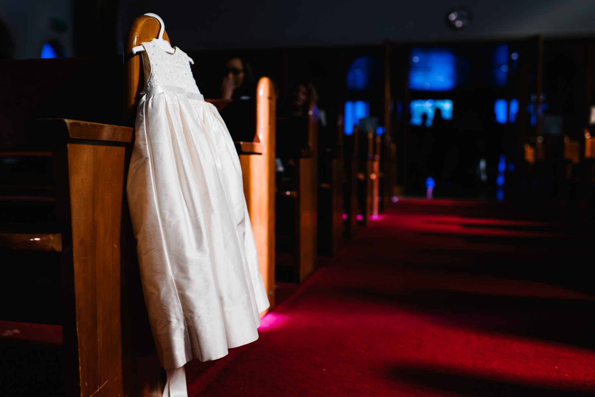 Christening gown at Greek Orthodox Church, Leichhardt