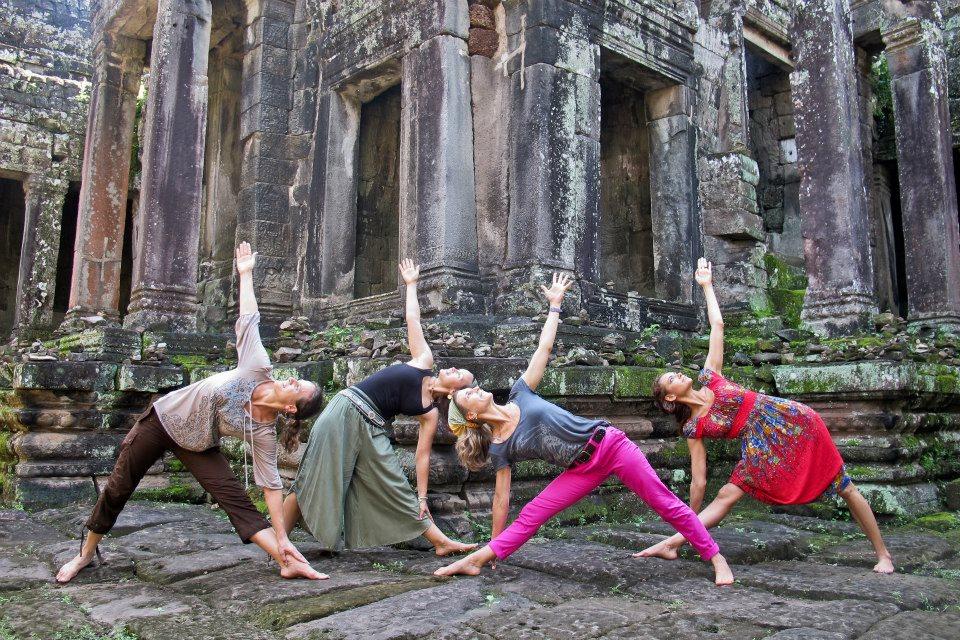 Yoga with Meagan Jarensky -