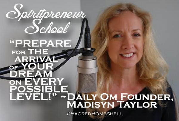 Meditation    online with Madisyn Taylor -