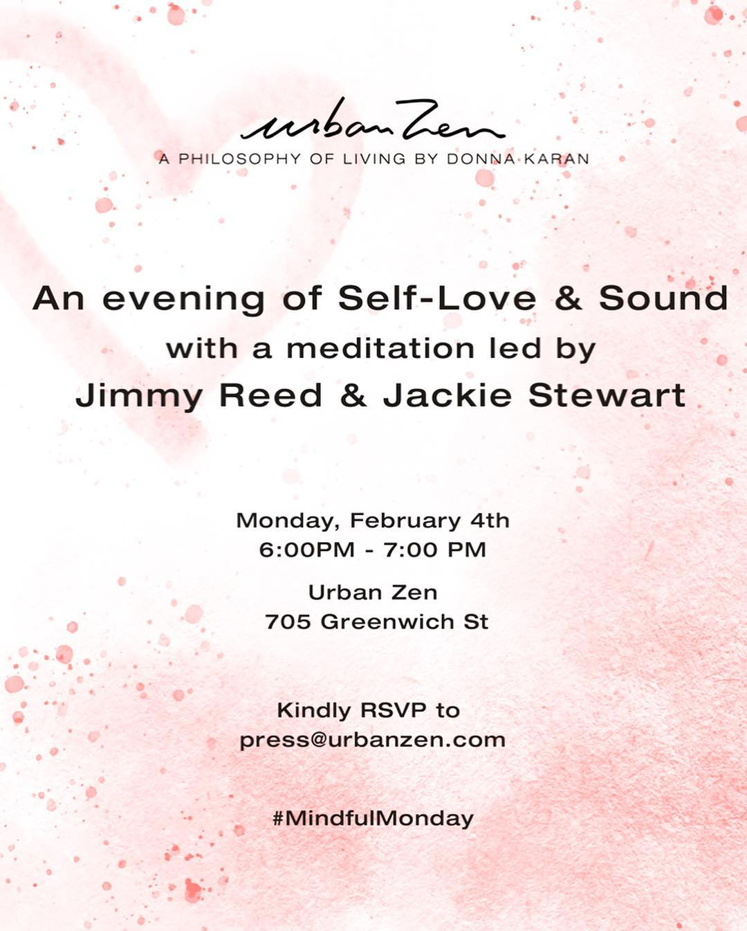 Meditation with sound - Meditation with sound led by Jackie Stewart and Jimmy Reed
