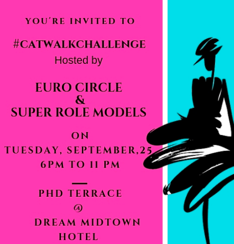 catwalkchallenge - SupeRoleModels promoting #catwalkchallenge one of the campaigns of Models Against Addictions Foundation to help remove the stigma of addictions