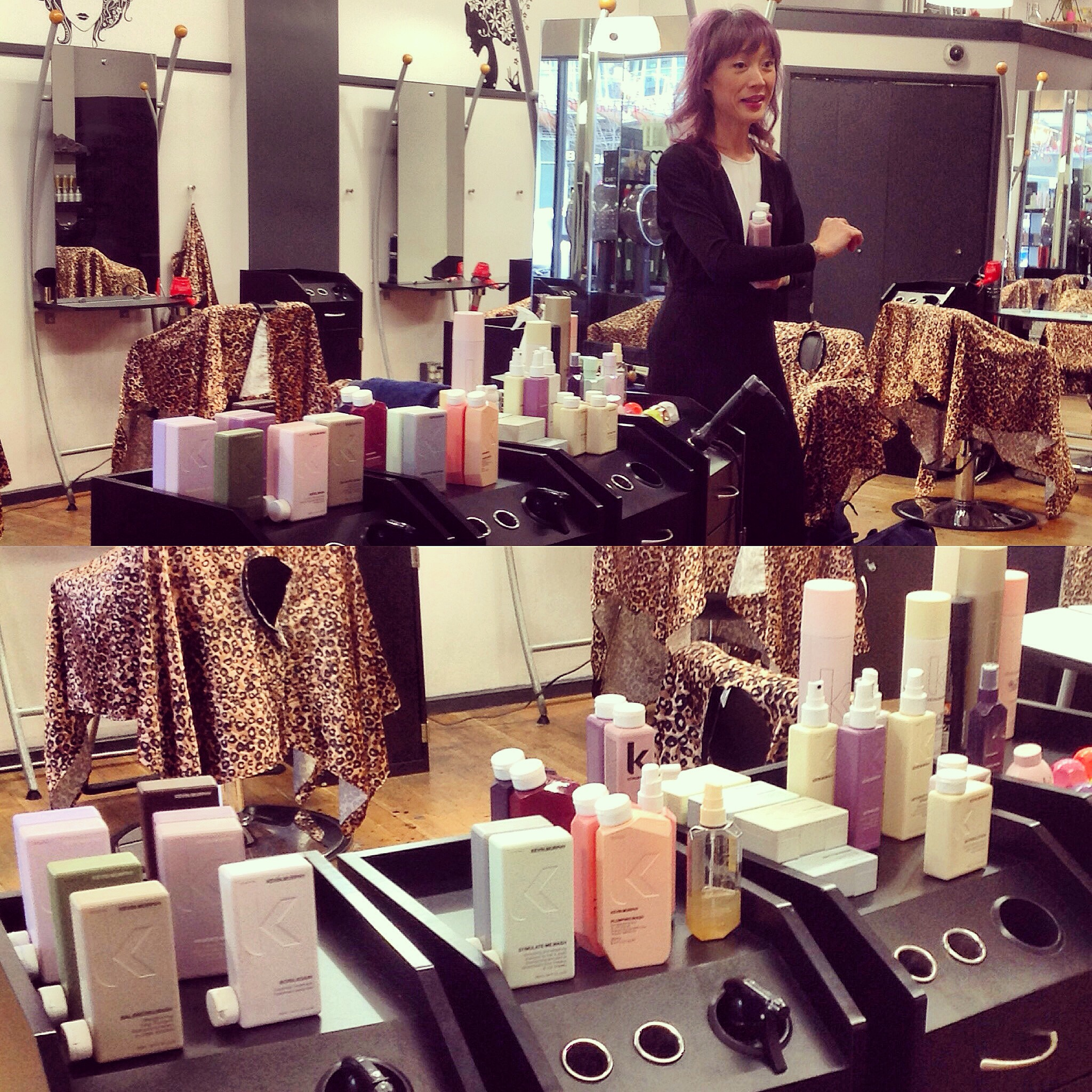 Display of KEVIN MURPHY LINE