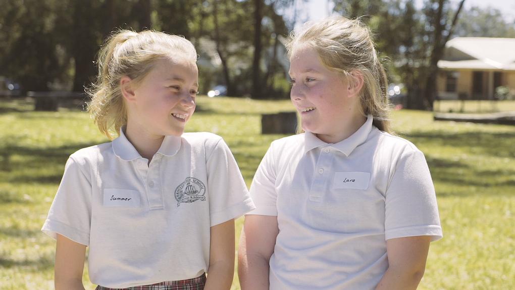 THE GIRL CAMPAIGN - PROMO – SOUTH COAST NSW