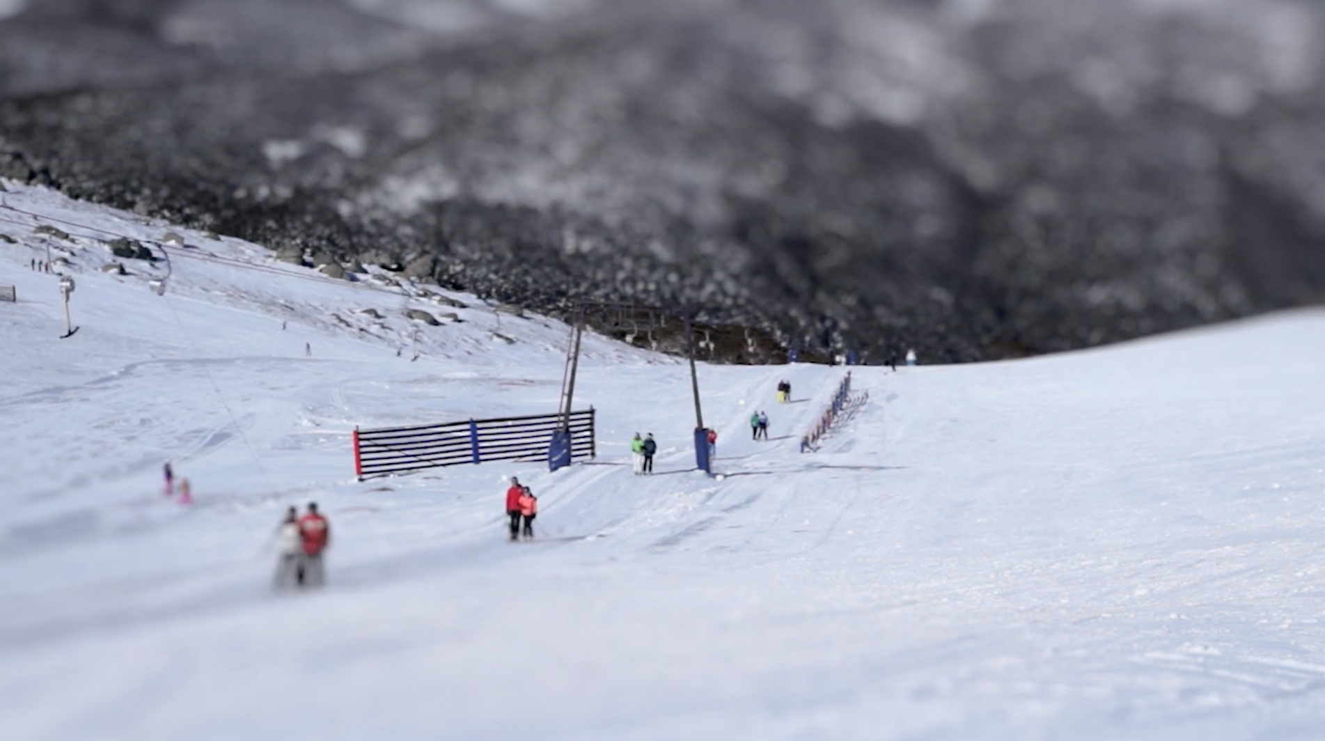 OUR WINTER PLAYGROUND - TOURISM – THREDBO NSW