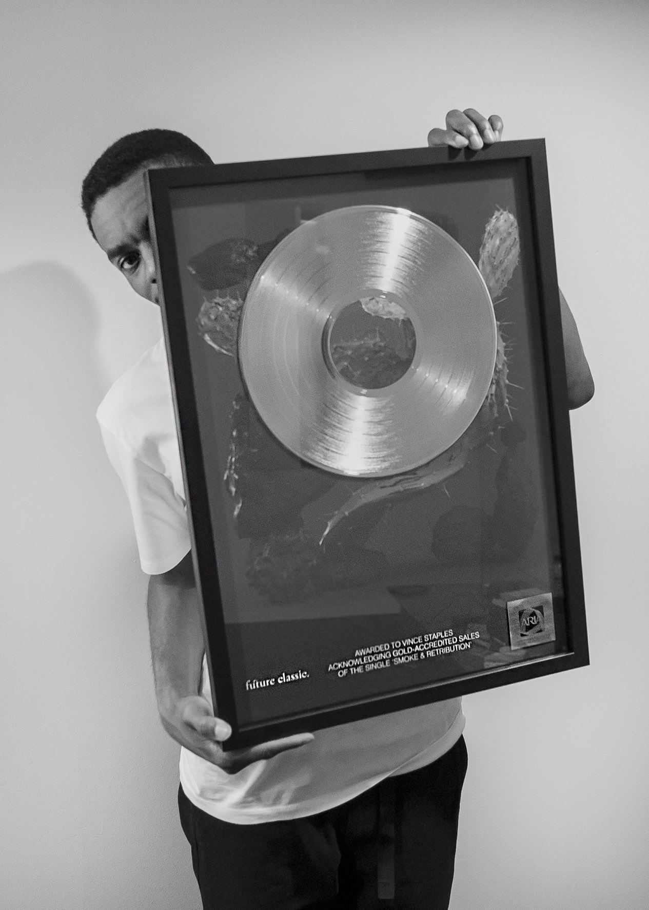 Vince Staples goes platinum