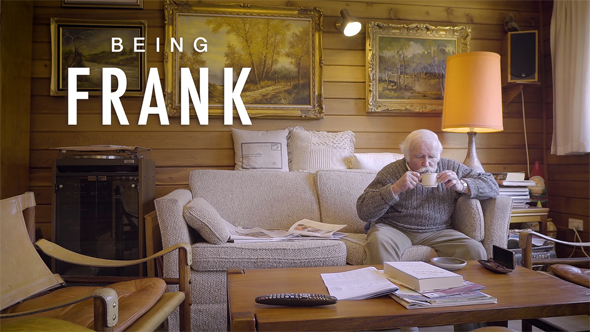 BEING FRANK - SHORT DOCO – THREDBO NSW