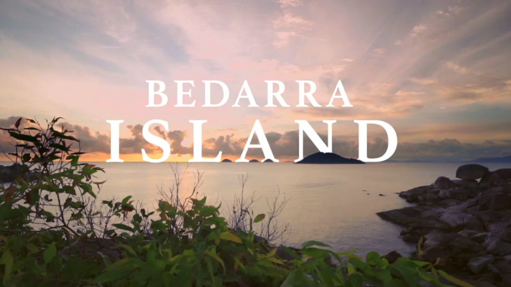 bedarra island - TOURISM - GREAT BARRIER REEF QLD