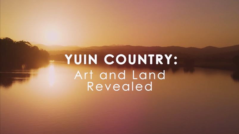 Yuin country: art and land revealed - EVENT – MORUYA NSW