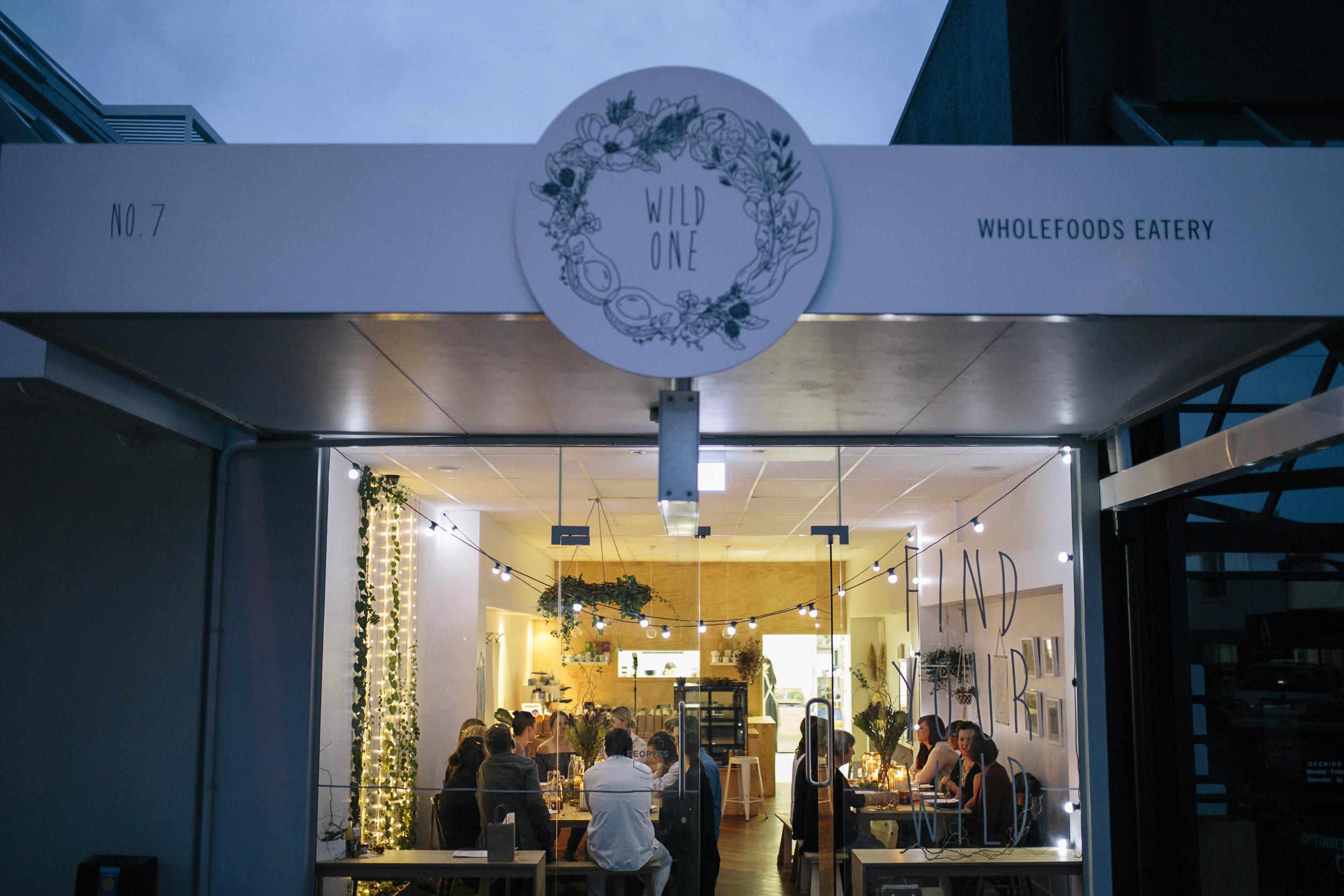 Mount Maunganui Cafe