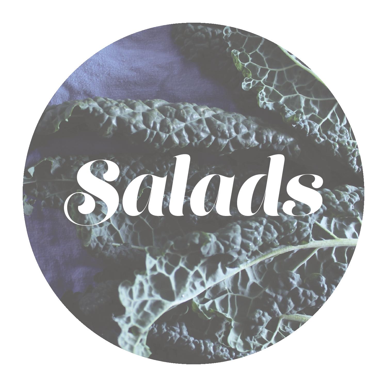 Salads | www.hungryinlove.com