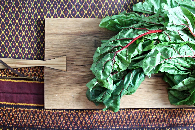 Swiss Chard | www.hungryinlove.com