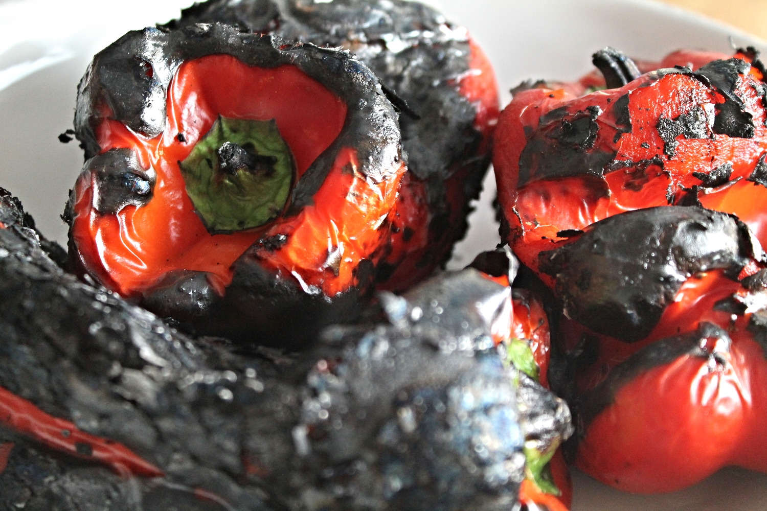 Roasted Red Peppers | www.hungryinglove.com