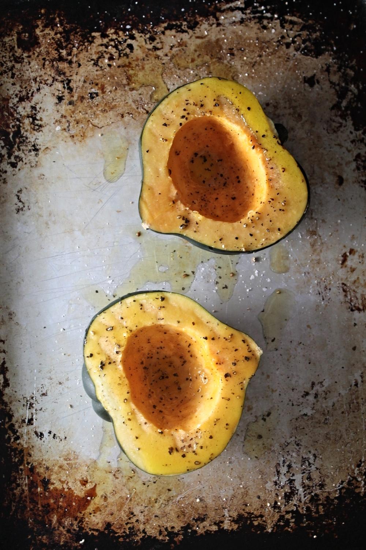 Acorn Squash | www.hungryinlove.com