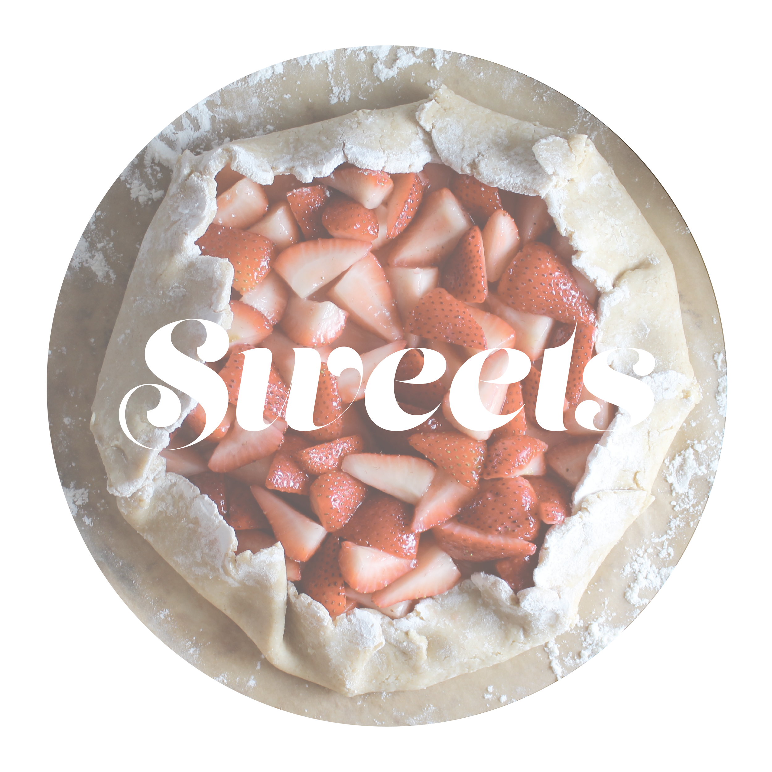 Sweets Recipe Icon | www.hungryinlove.com