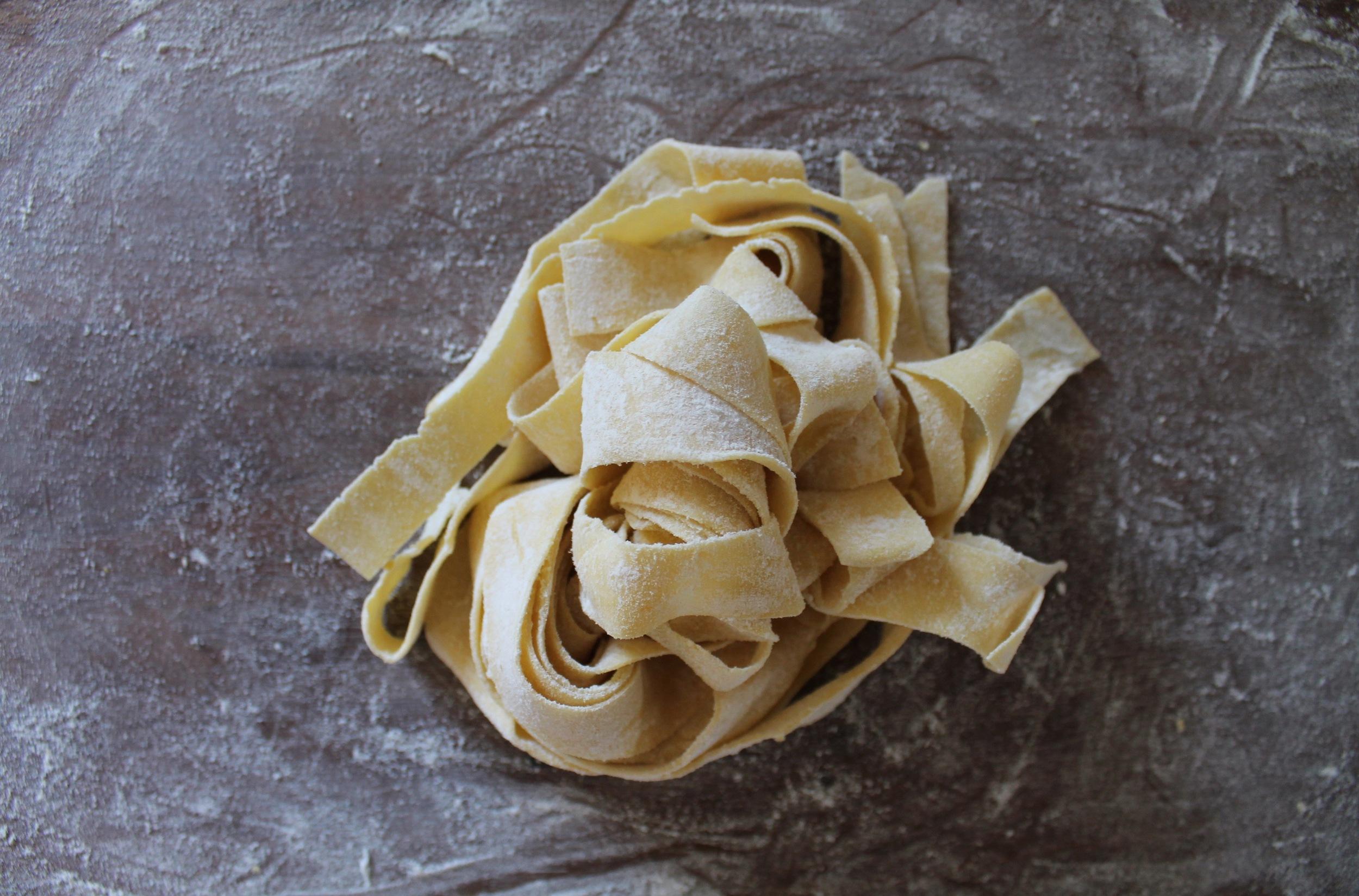 Lemon Pasta   www.hungryinlove.com