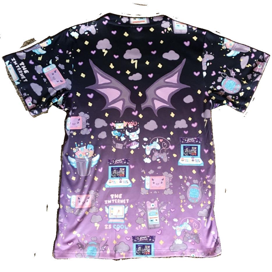 mischievous tech shirt back trans.png