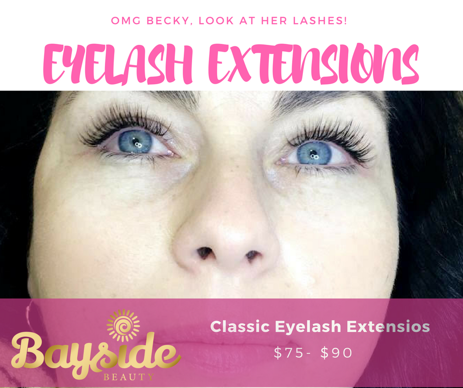 eyelash extensions in brisbane