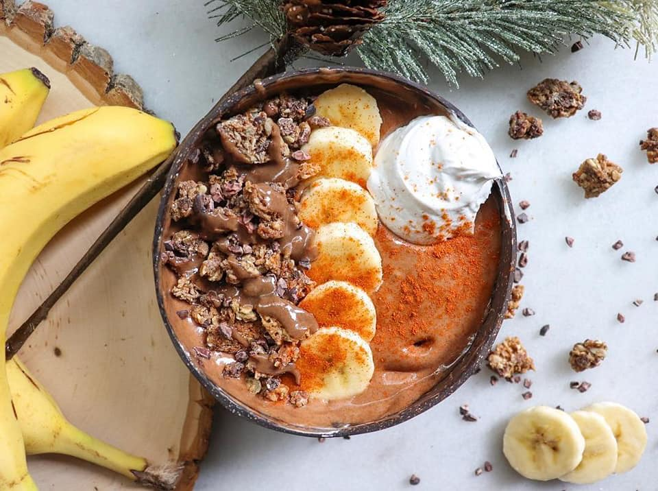 Smoothie Bowl Whole Sol