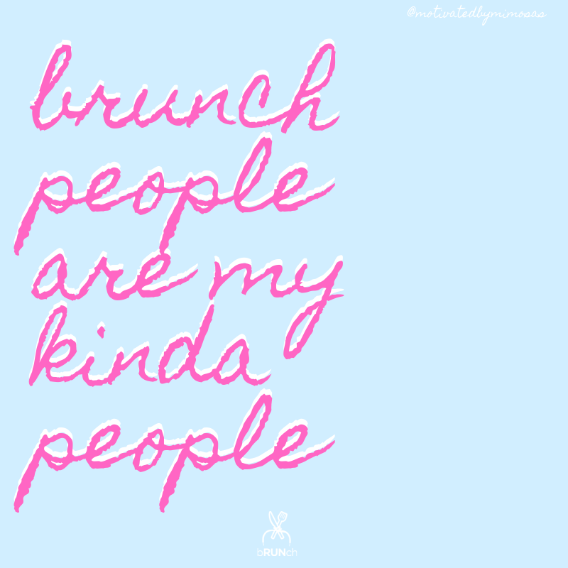 brunch people