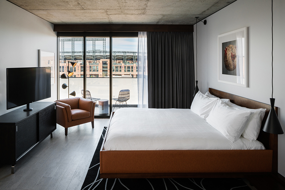 - Stay with our hotel partner, The Maven! Located in downtown Denver in the Dairy Block, The Maven is a unique, independent hotel surrounded by the city's best shopping and restaurants. The night before the race, you can relax in comfort and get the zzzz's you need to PR!Reserve your room!