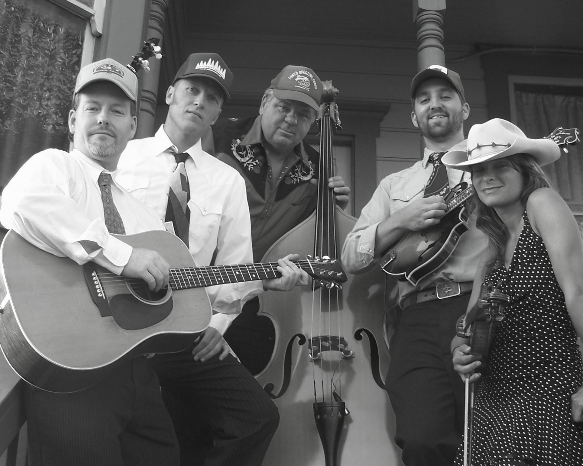 Still Searchin' Band photo 2006