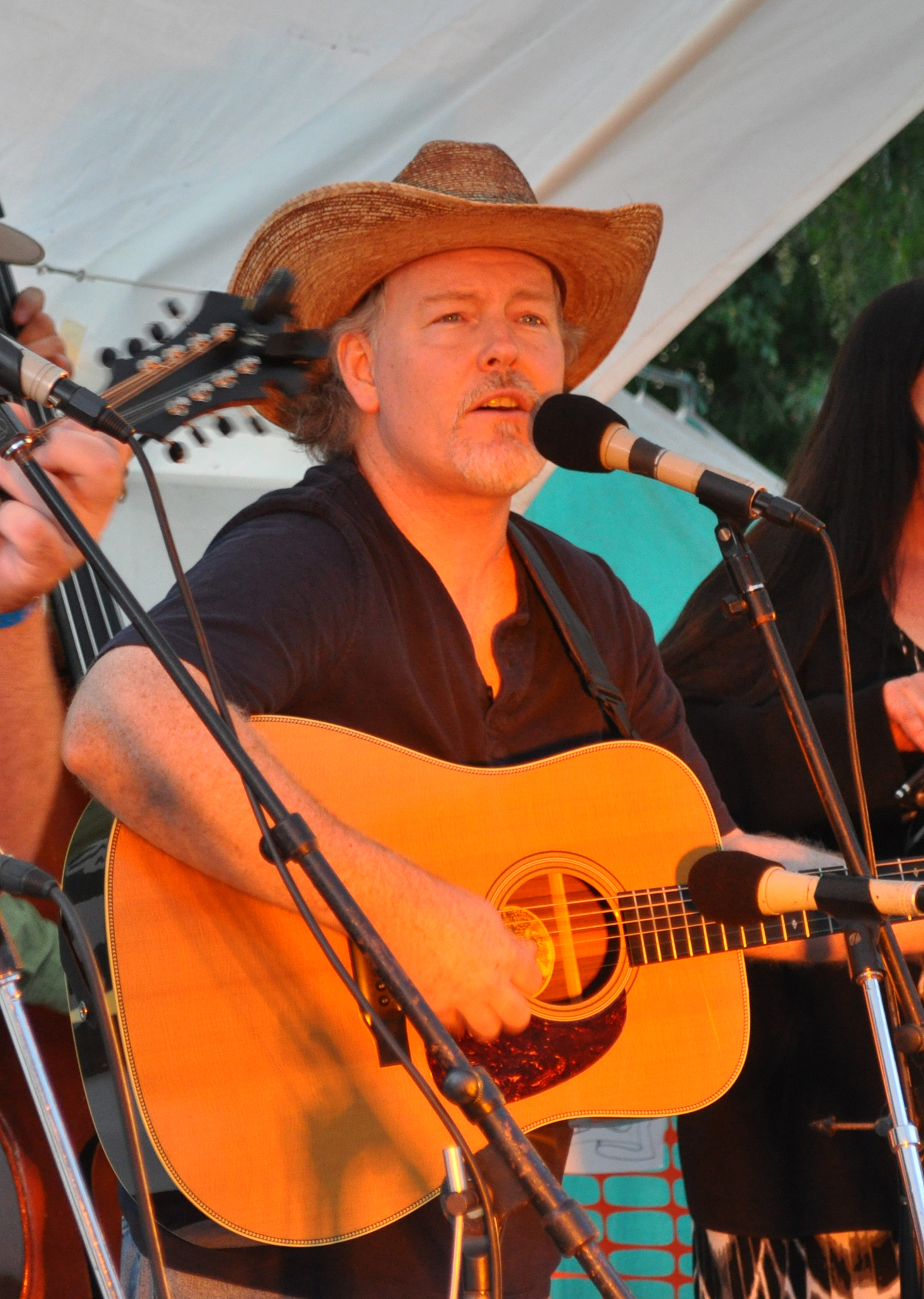 Good Old Fashioned Bluegrass Festival 2015