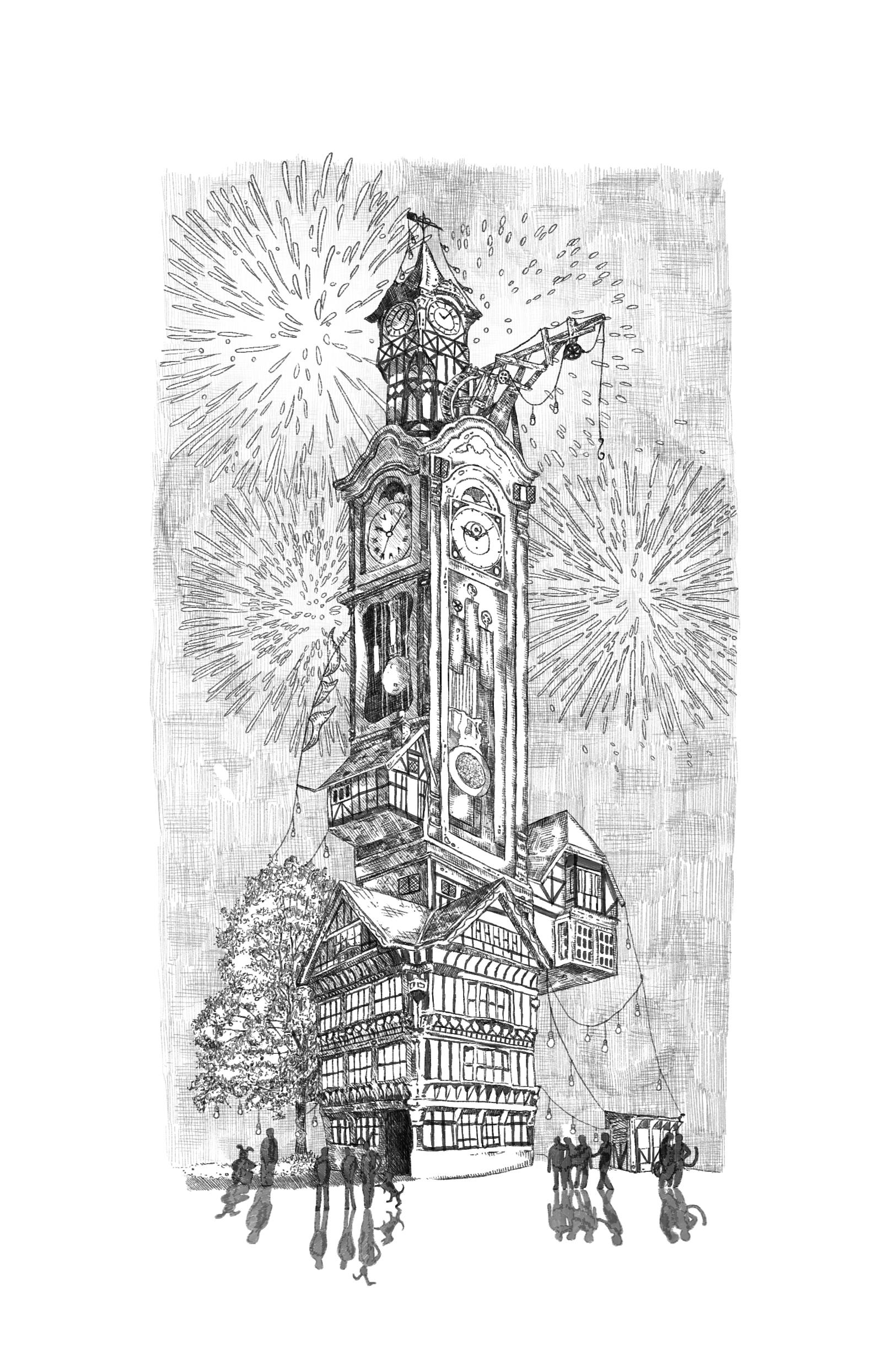 Clock towerfireworks.jpg