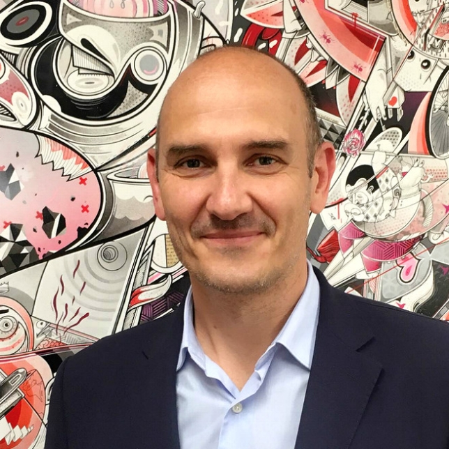 Nicolas Lebard Senior Managing Director - Head of Singapore 🇸🇬
