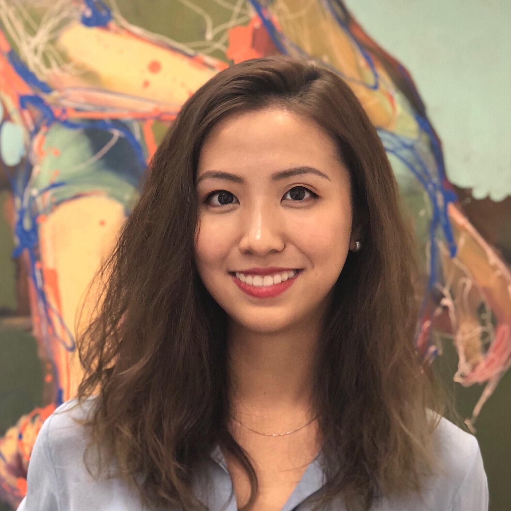 Quency Li Qinshu 李沁姝 Associate 🇭🇰