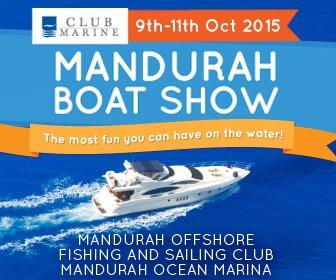 Swimsure at the Mandurah Boat Show