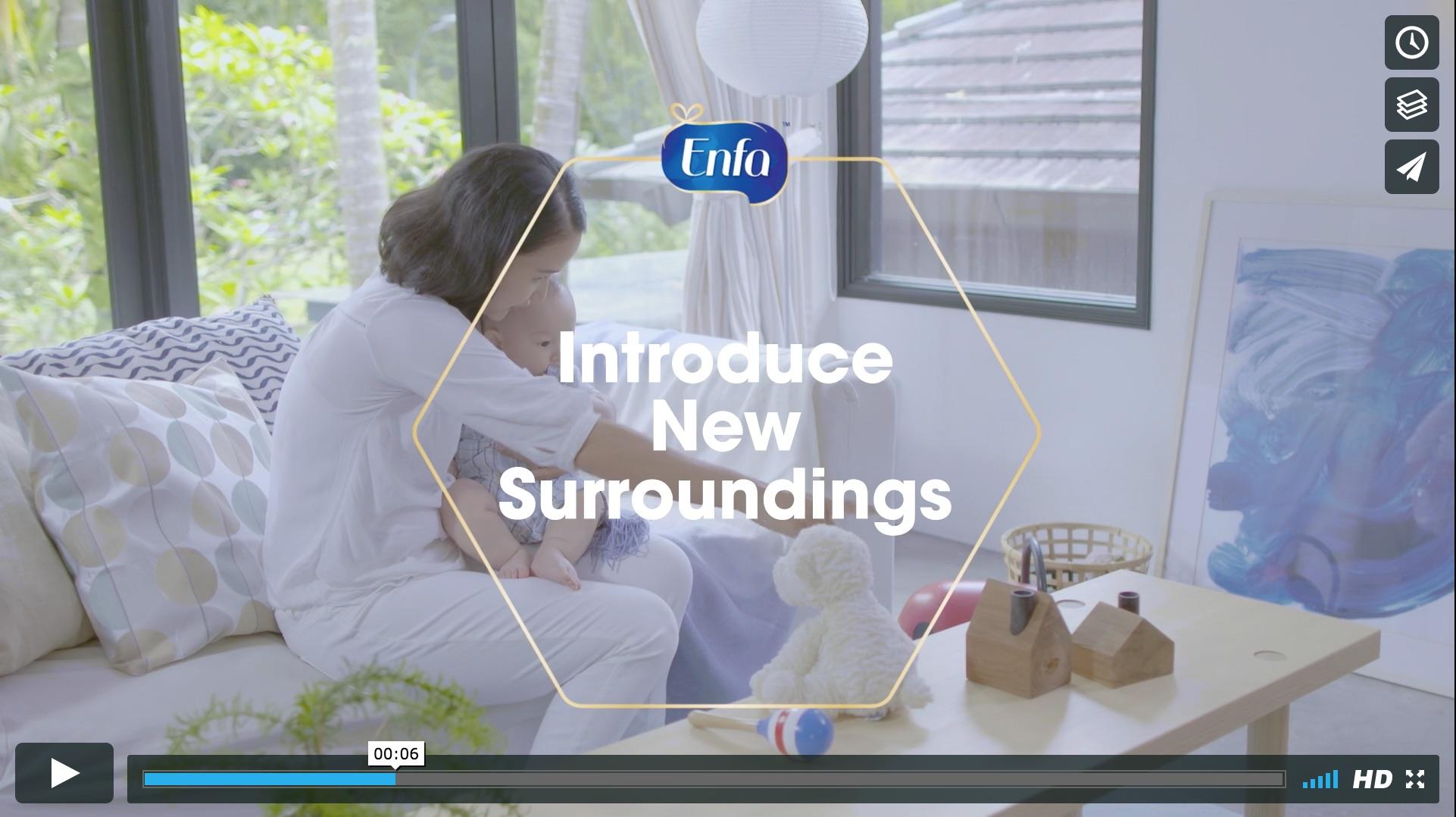 Enfagrow - Click to view videos