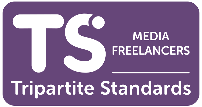 Proud member of Singapore's Tripartite Standards for the protection of Freelancers.