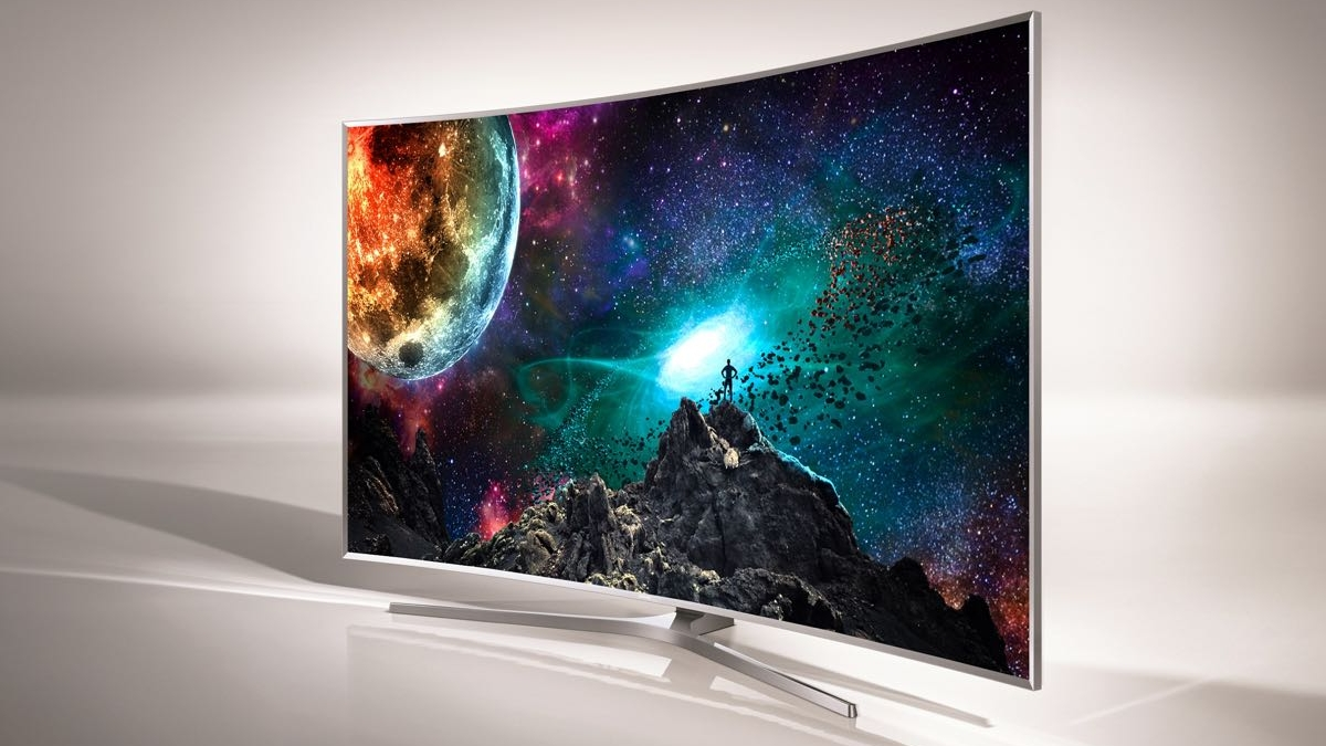 Samsung SUHD TV ad series