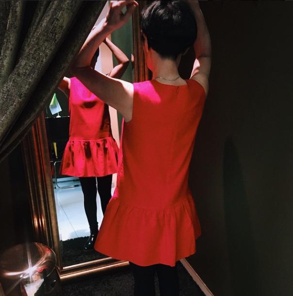 Платье  Состав: 50% лен, 50% лана  Цена: 7200 руб.