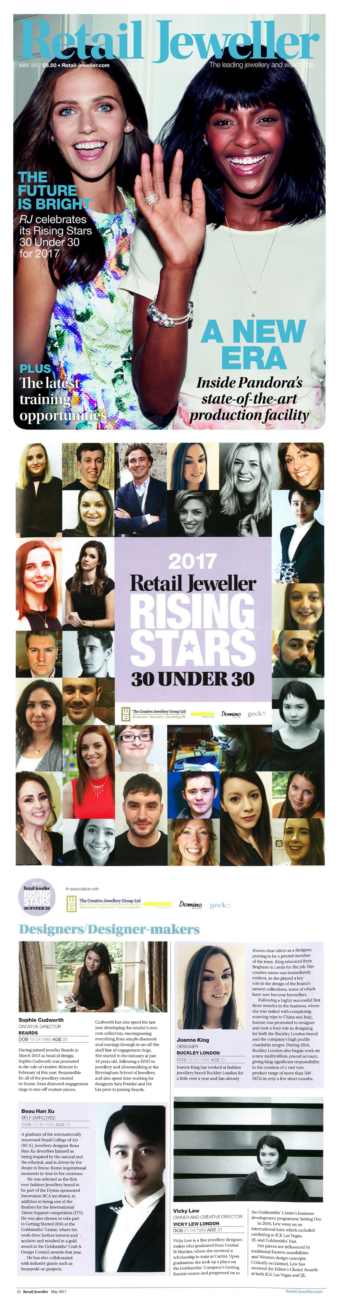 RETAIL JEWELLER     May 2017