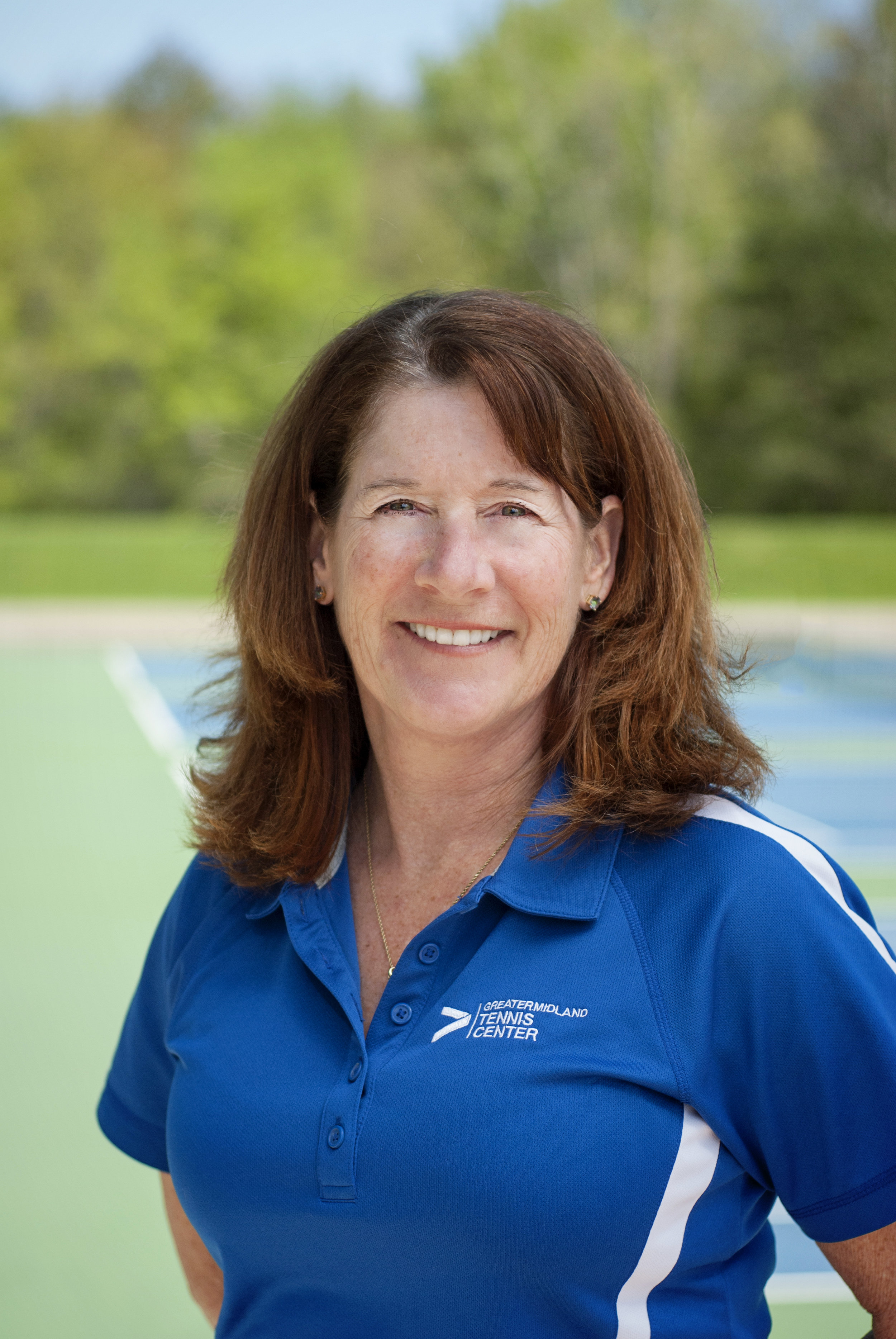 Sally Wasserman Assistant Director of TennisWhizz