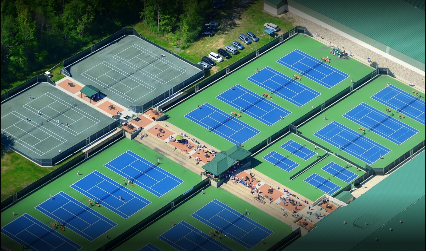 Tennis Center — Greater Midland