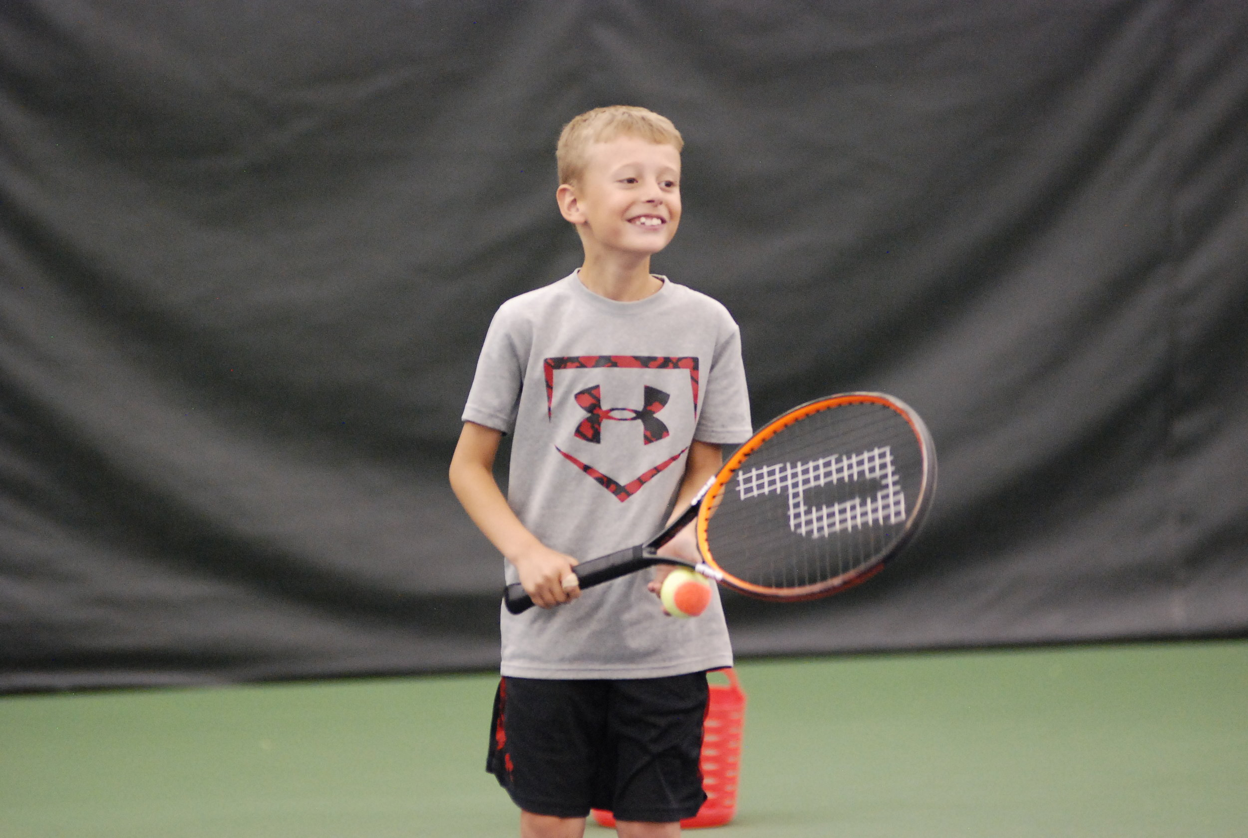 JUNIOR DEVELOPMENT  Pre-School & Elementary Programs  Start young, play for a lifetime of fitness and health! From preschool to high school, our junior development programs are designed to build skill, confidence and to be fun too!   TENNIS WHIZZ    10 & UNDER TENNIS