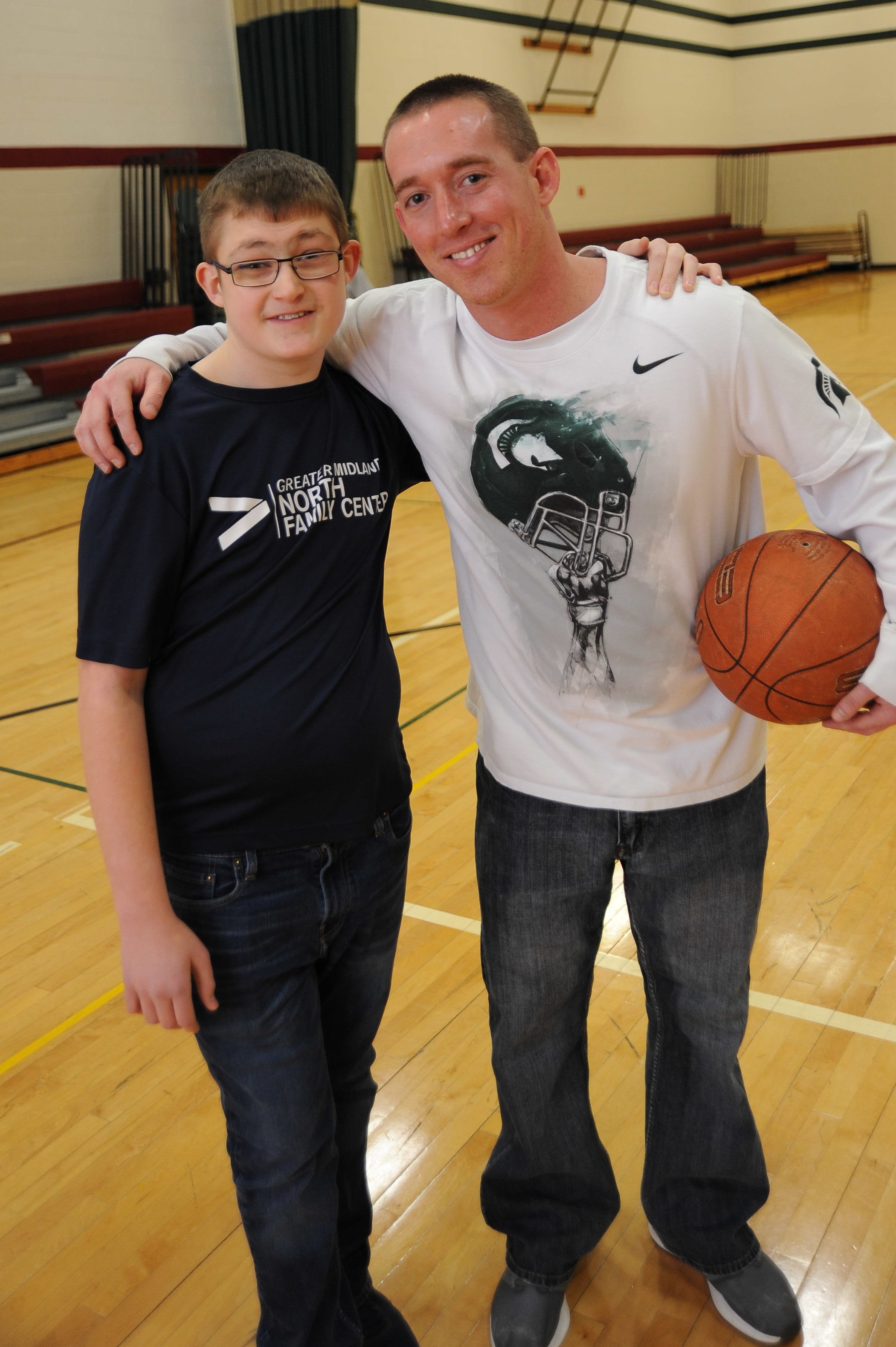 Jacob Laczko and Kyle Tomasi