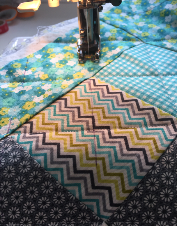 The Crafty Nomad How To Quilt