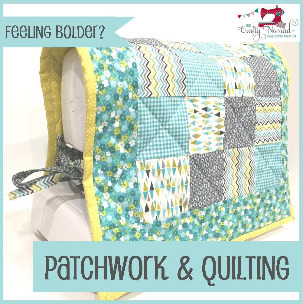 The Crafty Nomad Patchwork and Quilting 4 week Course