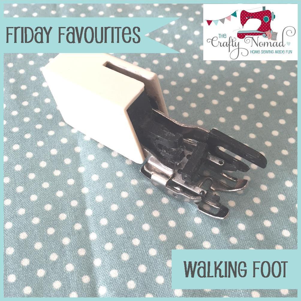 A Generic Walking foot