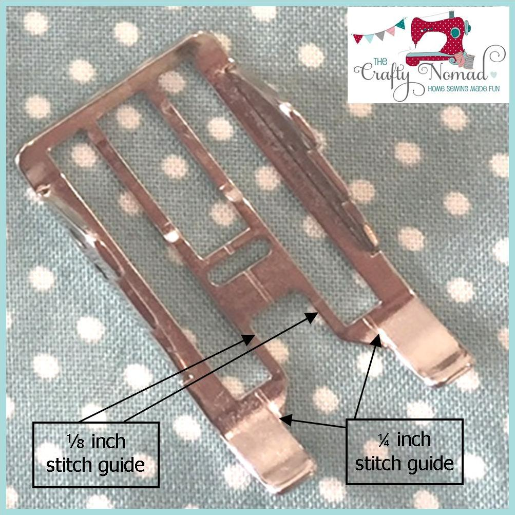The Crafty Nomad Stitch Guides