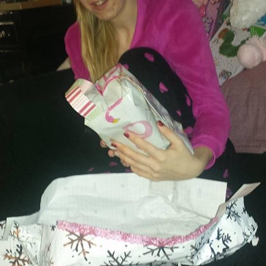 Hayley's Wash Bag
