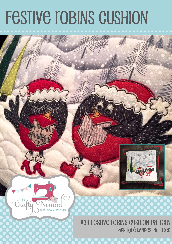 December Festive Robins The Crafty Nomad.jpg