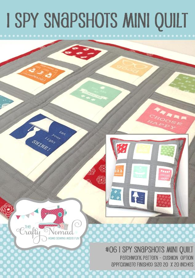 I Spy Snapshots Mini Quilt Front Page The Crafty Nomad lg.jpg